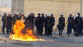 البحرين تشهد من وقت لآخر اضطرابات بعد القضاء على احتجاجات 2011