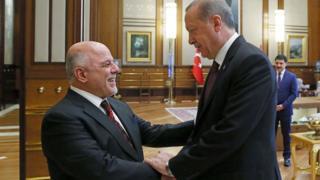 İbadi ve Erdoğan