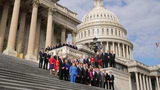 أعضاء الكونغرس الجدد