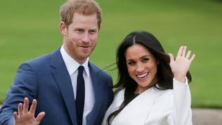 أعلنا الأمير هاري وميغان عن خطوبتهما في نوفمبر تشرين الثاني