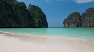 Playa de Maya Bay