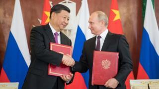 習近平任上與俄羅斯總統普京的會面次數增加到近30次