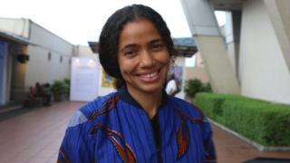 Nneka: Art and Music dey important ontop Africa mata