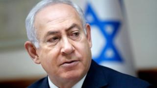 Benjamin Netanyahu onyeisiala mba Israel