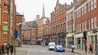 George Street, Oxford