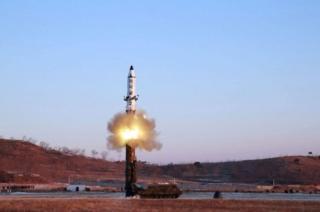 เกาหลีเหนือทดสอบยิงขีปนาวุธเป็นครั้งที่ 11 แล้วในปีนี้