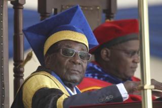 Maandamano ya kumpinga rais Mugabe na sera zake yamekuwa mengi wakati nchi inakabiliwa na hali mbaya ya uchumi
