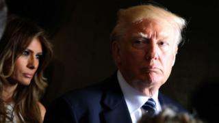 Trump və Melania