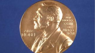 諾貝爾獲獎者獎牌