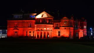 The R&A Golf Club in St Andrews