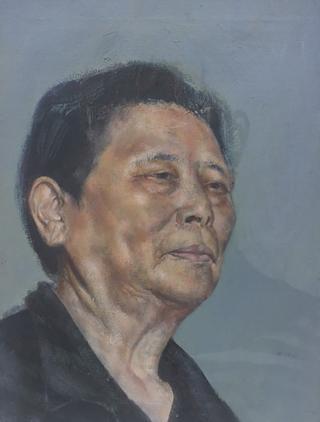 Li Huang's father