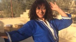 Mona Prince alichapisha video akinengua kiuno Misri