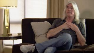Cliff Williams in his video message