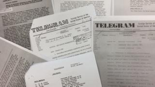 Amerika Serikat, dokumen