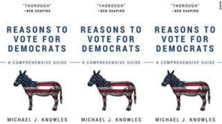 หนังสือ Reasons To Vote For Democrats: A Comprehensive Guide