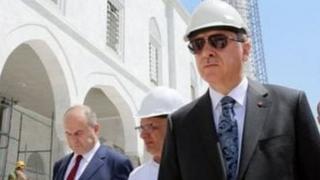 तुर्की के राष्ट्रपति रेचेप तैय्यप अर्दोआन