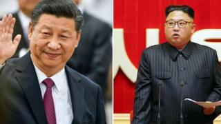 उत्तर कोरिया-चीन
