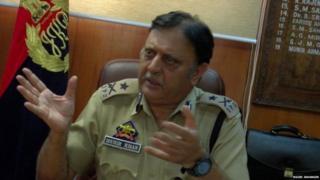 एडिशनल जनरल ऑफ पुलिस