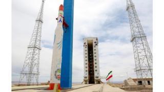 دومین تست موشک ماهوارهبر سیمرغ