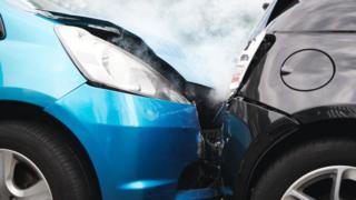 A file image of a road crash