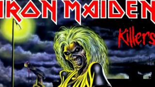 Irom maiden - Killers