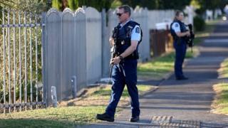 حمله مسلحانه به دو مسجد در نیوزیلند ۴۹ کشته بجا گذاشت