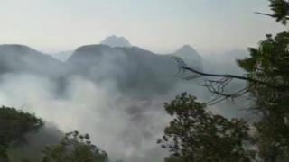 چهار روز آتشسوزی در جنگلهای خوزستان