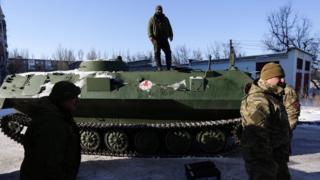 Украинские военные медики
