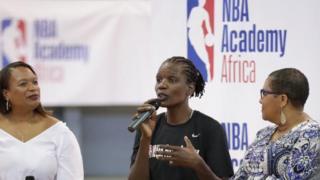 NBA, basketball, afrique, sénégal, académie, sport, joueuses, basketteuses
