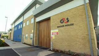 Brook House detention centre