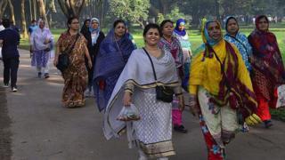 নারী, হাঁটাহাঁটি, রমনা পার্ক, ২০১৬, ১১ই নভেম্বর, ঢাকা
