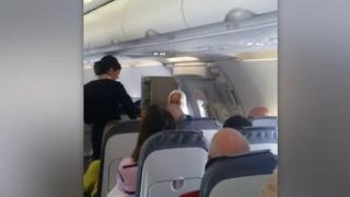 توماس كوك: راكبة تجمع تبرعات بالطائرة لمساعدة طاقمها