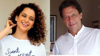 عمران خان اور کنگنا راناوت