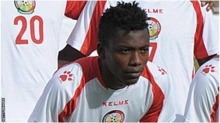 Omar, âgé de 25 ans, a nié avoir insulté des entraîneurs et des joueurs du club ou avoir manqué de respect envers la Bulgarie
