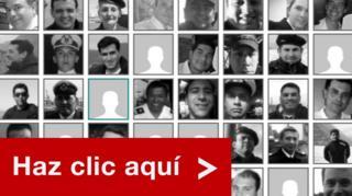 Imágenes de algunos de los 44 tripulantes del submarino ARA San Juan