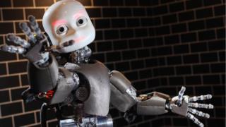 一個機器人