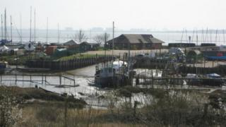 Island Yacht Club, Canvey Island