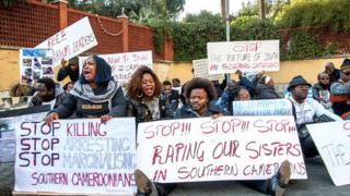Des activistes anglophones ont entamé un mouvement de grève de la faim pour protester contre leurs conditions de détention.