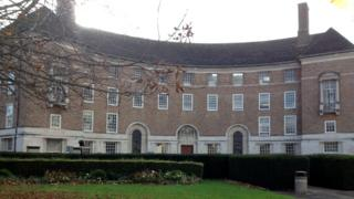 Somerset County Council HQ, Taunton