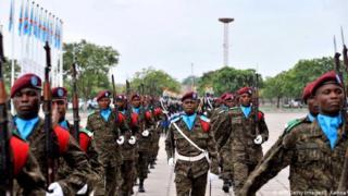 Ingabo za Congo ngo nta mahanga azazifasha muri ibi bitero