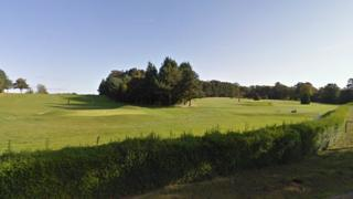 Dunnikier Park Golf Course in Kirkcaldy