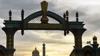 Бруней, мечеть