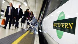 Southern train