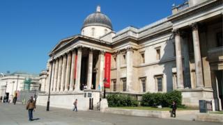 المعرض الوطني في لندن