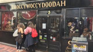 Choccywoccydoodah in Brighton