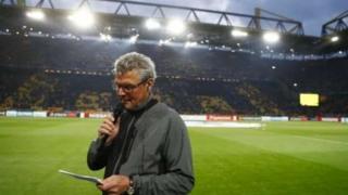 An dage wasan Borussia Dortmund da Monaco