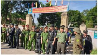 Trước phiên xét xử tài xế Hà Văn Nam tại Bắc Ninh hôm 30/7/2019