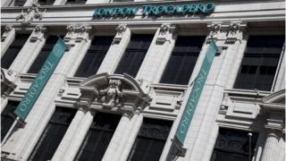 London's Trocadero