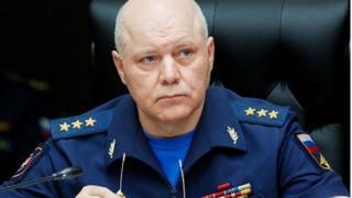 俄罗斯军事情报局(GRU格鲁乌)负责人伊戈尔·科罗博夫