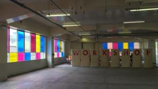 West Ward Works